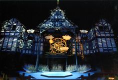 As You Like It. Oregon Shakespeare Festival. Scenic design by Todd Rosenthal.
