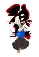 Usagi Yojimbo by Ronin-ink