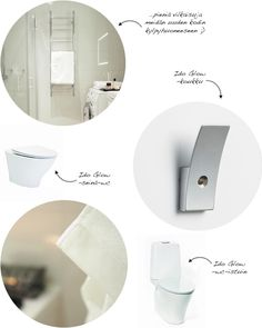 Char and the city - IDO Glow -collection - for your dream bathroom