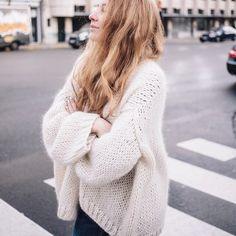 #knittedcardigan #bernadette only inspiration