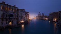 Venice in Blue. Venice, Italy. #Atmosphere #Canal #Canale #Dreamy #Dream #fineart #fineartphotography #Fog #Foggy #FotografiaNotturna #Gondolas #StreetLights #Venice #Veneto #Venezia #travel #StreetLamps #NightShot #Night #Mood #Ponte #NightPhotography #marcoromaniphotography #marcoromani #Lampioni #Lagoon #Lamps #bluehour #Gondola #Laguna #Venetian #Nikon #Feisol #Nikkor #NikonD800 #blue #italy #italia #canalgrande #italy #italia