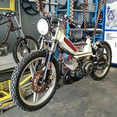 #tomahawkmopeds #LA #moped #Motobecane #lagrossepatate