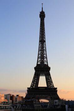 Paris, here I come!