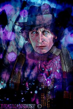 The Fourth Doctor by Deadmans-Dust.deviantart.com on @deviantART