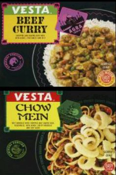 I loved these ready meals in the 70s....they were expensive too...
