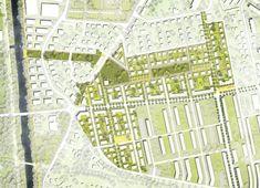 Studio Wessendorf - Städtebau - Weisse Stadt Master Plan, Urban Planning, Urban Design, Planer, Landscape Design, City, Maps, Boards, Layout