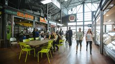 Food Halls, The Country's Biggest Food Trend, Are Finally Making Their Way To Dallas - Eater Dallas