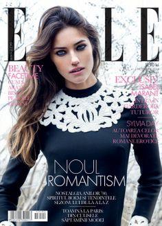 Valentino | Elle Romania, November 2013