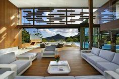 Un elegante marco para el paisaje. Casa-SPA en Ciudad del Cabo. Metropolis Design - Noticias de Arquitectura - Buscador de Arquitectura