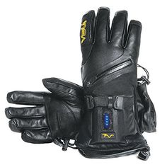 Volt Resistance Mens Titan 7v Heated Leather Glove *** Want additional info? Click on the image.