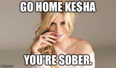 Silly Kesha