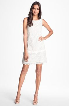 Joie 'Canning' Cotton Shift Dress available at #Nordstrom