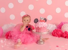 Pink+Minnie+Mouse+Tutu+Dress+Pink+Minnie+Mouse+by+AmericanBlossoms,+$50.00