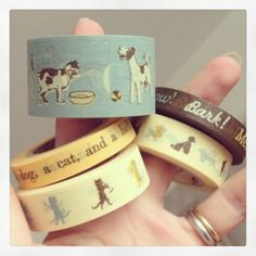 Tape Tin - Cats & Dogs