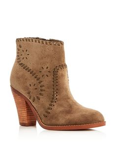 Heading west: Ivanka Trump's ankle booties work their country charm in  earthy suede with leather