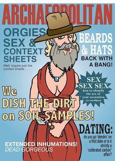 Archaeopolitan #archaeology