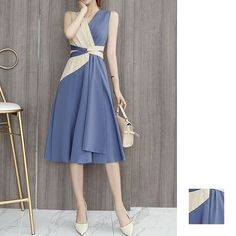 Teen Fashion Outfits, Chic Outfits, Dress Outfits, Trendy Dresses, Nice Dresses, Casual Dresses, Frock Fashion, Fashion Dresses, New Dress Pattern