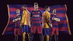 Blaugrana przywdzieje nowe szaty. Zobaczcie sami jak w nowych strojach prezentują się finaliści tegorocznej Ligi Mistrzów!