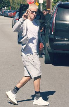 Justin Bieber seen out in Beverly Hills