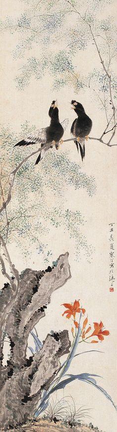 Hanting Цзян цветы и оценить работы - wangchangzhengb - блог wangchangzhengb в