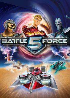 Hot Wheels: Battle Force 5 -