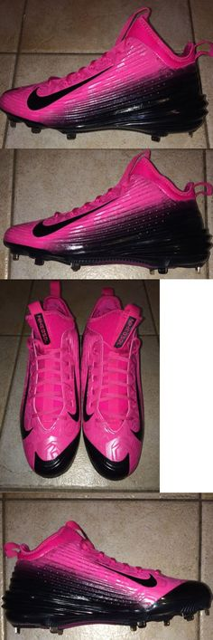 mens molded baseball size 14 pink softball cleats