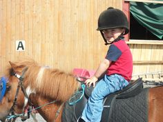 pony trekking for #toddlers and #youngchildren close to our childfriendlygites.com in #charentemaritime region of #France