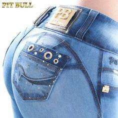 Brazilian Butt Lift Jeans . Jeans Skinny