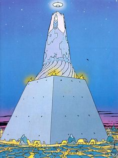Moebius #jean giraud #illustration