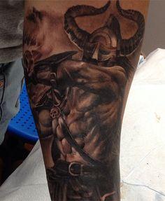 Done by Jason Hawes at Adrenaline Toronto. #tattoos #toronto #blackandgrey #realism #realistic #adrenalinetoronto