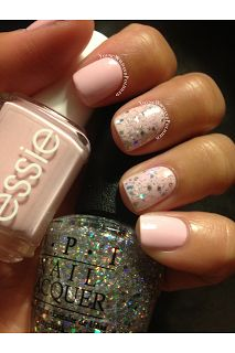 Essie Fiji and a Little Shimma Shimma!!