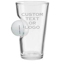 (New) Golf Ball Pint Glass – Gemsho Glass Golf 7 R, New Golf, Play Golf, Golf Tournament Gifts, Golf Trophies, Golf Putting Tips, Golf Party, Ladies Golf, Women Golf