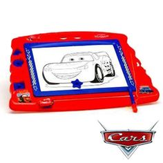 Disney Cars Magnetic Board