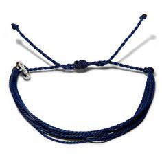 Navy Blue Classic  - Weltfreund Armbänder