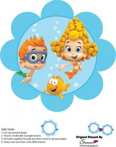 202 best bubble guppies images on pinterest in 2018 bubble guppies free printable bubble guppies wall decor 3 maxwellsz