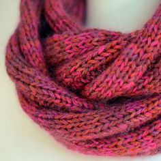 Ravelry: Five by Five Cowl pattern by Felicia Lo