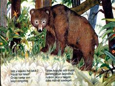 Stories For Kids, Woodland Animals, Montessori, Kindergarten, Poems, Bear, School, Fall, Animals