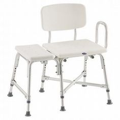 bariatric transfer bench u003eu003e learn more about bathroom chairs for accessible bathrooms at