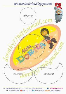 Miss Dorita colgapuerta 4