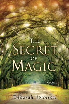 THE SECRET OF MAGIC by Deborah Johnson -- In 1946, a young female attorney from New York City attempts the impossible: attaining justice for a black man in the Deep South.