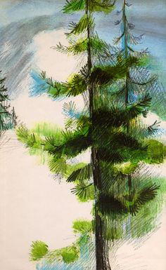 Heidi - written by Johanna Spyri, illustrated by June Goldsborough (1965)