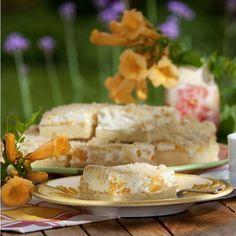 """""""Das Rezept vom Israel-Kuchen habe ich von einer Arbeitskollegin bekommen"""", erzählt Monika Höwer aus Schmallenberg-Grafschaft im..."""