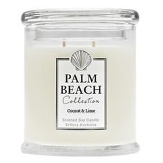 Palm Beach Collection's Coconut Lime Candle