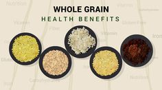 health benefits of grains nutrients vitamins whole - 800×445