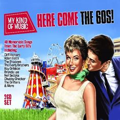 My Kind Of Music-Here Come The 60S & The Best Of T - My Kind Of Music-Here Come The 60S & The Best Of T