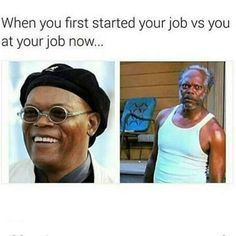 The natural progression: | 22 Pictures That Are Too Real For People Who Hate Their Job