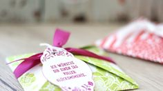 Anleitung: Windradverpackung | Stampin' Up!