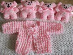 .Linda's Crafty Corner: Preemie Tops and Teds