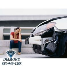 813-949-1388 Call Diamond Body Shop Tampa for Your Collision Needs #bodyshoptampa
