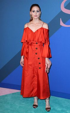 Olivia Palermo: cfda-fashion-awards-2017-red-carpet-arrivals